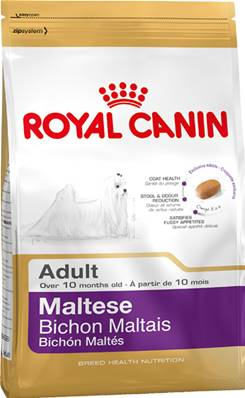 Royal Canin Dry Dog Food Breed Nutrition Maltese / 1.5kg