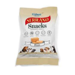 Serrano Snacks Gluten Free Dog Training Treats - Foie 100g