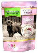Natures Menu Wet Dog Food for Puppy - Chicken and Lamb with Rice