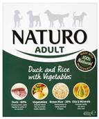 Naturo Wet Dog Food (Adult) - Duck, Rice and Veg 400g