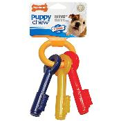 Nylabone Puppy Teething Keys Large