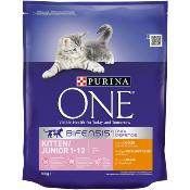 Purina One Kitten Chicken 800g