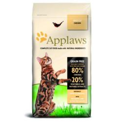 ASSISI ANIMAL SANCTUARY DONATION - Applaws Chicken Cat Food 2kg
