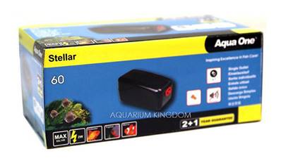 Aqua One Stellar Air Pump 60 L/PH