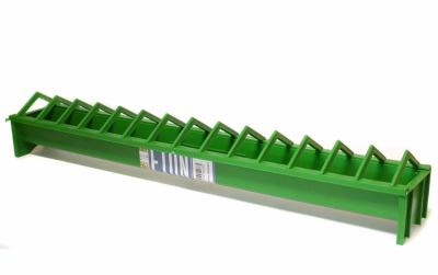 Eton Poultry Plastic Chicken Trough Feeder Small