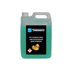 Glimmermann Disinfectant Bubblegum 2L