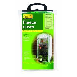 Gardman 4 Tier Mini Greenhouse Fleece Cover 69x49x159cm