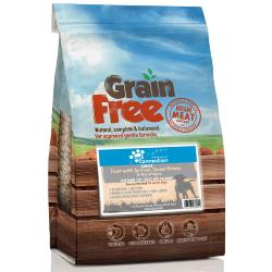 Pet Connection Grain Free Senior Dog Food - Trout & Salmon