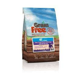 LURCHER SOS DONATION - Pet Connection Grain Free Dog Food (Adult) - Duck 2kg