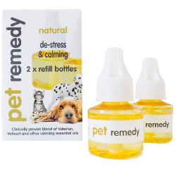MADRA DONATION - Pet Remedy Natural Diffuser Refill Pack - 2 x 40ml