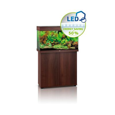 Juwel Aquarium Rio 125 LED / Dark Wood