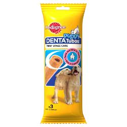 Pedigree Puppy Denta Tubos (Pack of 3)