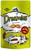 Dreamies Cat Treats - Tuna 60g