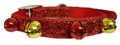 Ancol Christmas Party Dog Collar 29cm-39cm
