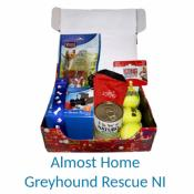 Almost Home Greyhound Rescue NI - Christmas Donation Shoebox