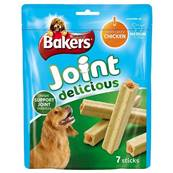 Bakers Joint Delicious Dog Treats - Chicken, Medium, 7 Sticks