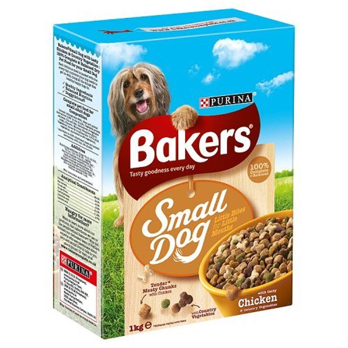 Bakers Dog Food Additives