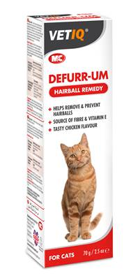 M&C Defurr UM 70g Furball Protector For Cats