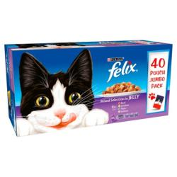 CLAWS Donation - Felix Mixed Selection Jumbo Pack