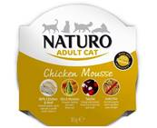 Naturo Cat Chicken Mousse Foil 85g