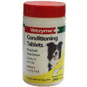 Vetzyme Conditioning Tablets 240pcs