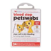 Petkin Blood Stop Swabs