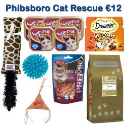 PHIBSBORO CAT RESCUE DONATION - Christmas Shoebox