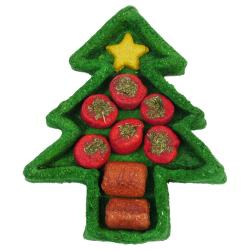Rosewood Natural Edible Christmas Puzzle Tree