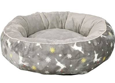 Trixie Christmas Rudolph Bed For Cats & Small Dogs 50cm