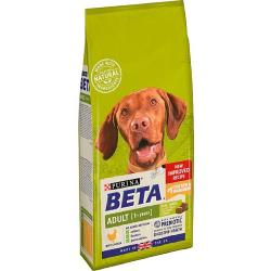 DOTS LONDON DONATION - Beta Dog Food Adult Chicken 2kg