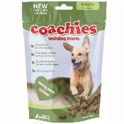 DOGS IN DISTRESS DONATION - Coachies Naturals Dog Training Treats (Adult) - Chicken Chews, 200g