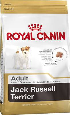 Royal Canin Dry Dog Food Breed Nutrition Jack Russell Terrier / 7.5kg
