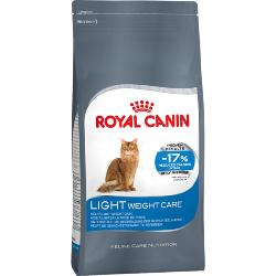 Royal Canin Dry Cat Food Light Weight Care