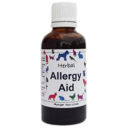 Phytopet Allergy Aid Herbal Remedy for Pets