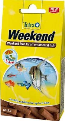 Tetramin Tropical Holiday Fish Food 10 Sticks