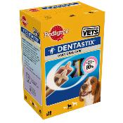 ASH ANIMAL RESCUE DONATION - Pedigree Dentastix Dental Treat - Medium - 28 Pack