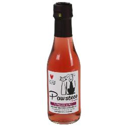 Pawsecco Luxury Still Rose Wine For Dogs & Cats 250ml