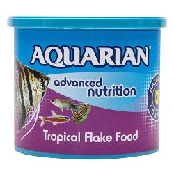 Aquarian Tropical Flake Food