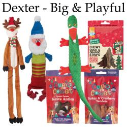 Dexter's Christmas Gift Pack - Online Exclusive