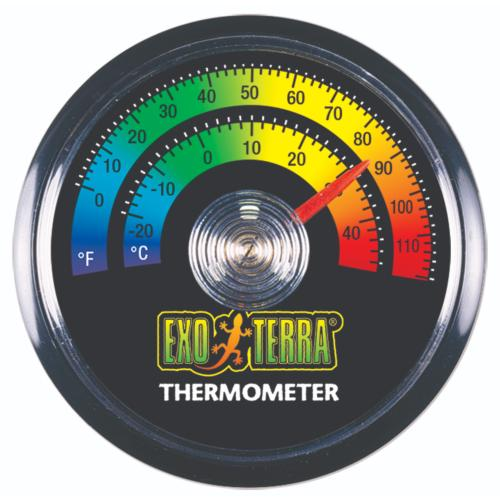 Exo Terra Colour Coded Analog Thermometer