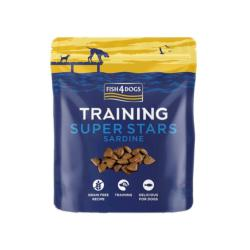 Fish4Dogs Super Stars Training Treats (150g)