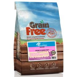Pet Connection Grain Free Adult Dog Food (Small Breed) - Salmon & Trout