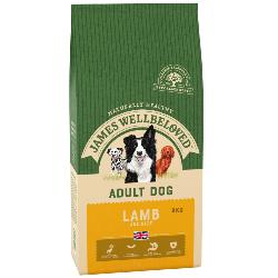 James Wellbeloved Gluten Free Dog Food (Adult) - Lamb and Rice 2kg