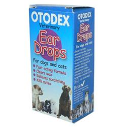Petlife Otodex Veterinary Dog & Cat Ear Drops