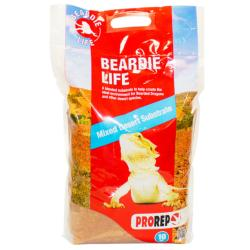 ProRep Beardie Life Mixed Desert Sand & Soil Substrate