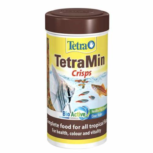 TetraMin Tropical Fish Food Crisps 22g
