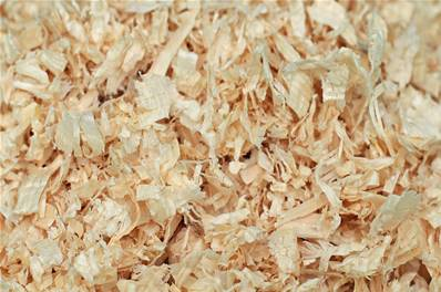 Woodshavings Bale Large