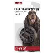 Beaphar Flea And Tick Prevention And Removal Collar For Dogs - 3 Colours, 3 Months +