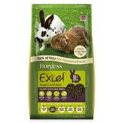 Burgess Excel Adult Rabbit Nuggets 10kg
