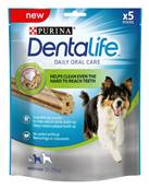 Dentalife Dog Dental Chew Treats - Medium, 5 Sticks